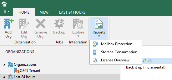 New Features in Veeam Backup for Office 365 v3 BETA