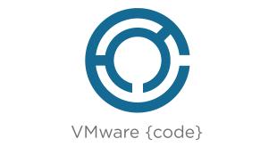 VMware Code Logo