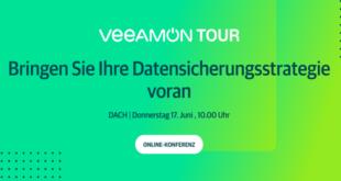 VeeamON Tour DACH 2021